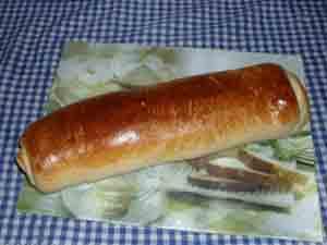 Pão para o Lanche (doce ou salgado)