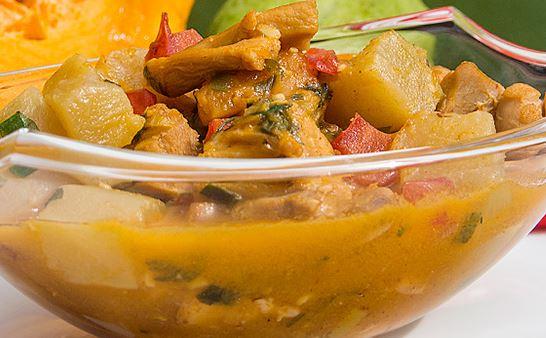 Cozido de Frango com Legumes