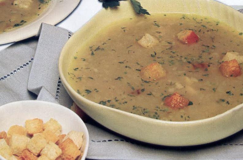 Sopa de Castanhas