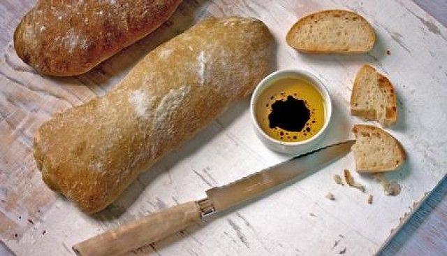 Ciabatta de milho