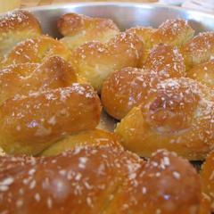 Pão doce de natal