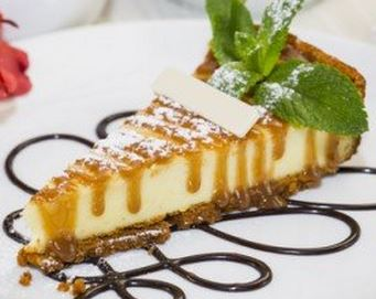 Cheesecake de Mel
