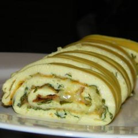 Omelete de rolo