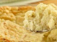Suflê de queijo mussarela