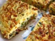Omelete saboroso