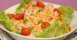 Salada Cozida de Arroz