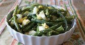 Salada de vagens