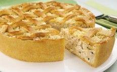 Torta Natural de Palmito