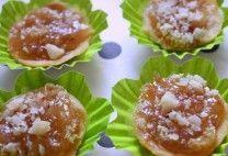 Tortinha de Cupuaçu com castanha