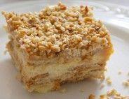 Pavê de Amendoim Sobremesa