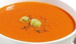 Sopa diet de verduras e legumes