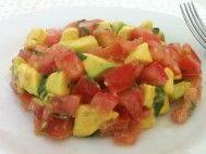 Tartar de abacate