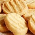 Biscoitinhos Amanteigados de Laranja