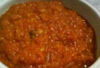 Molho de Tomate Italiano