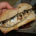 Pão de Sardinha