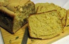 Pão de Iogurte, Mel e Cardamono