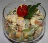 Salada Tropical Massa