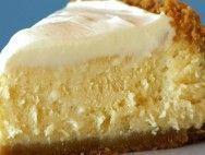 Cheesecake de inhame