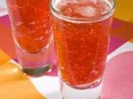 Refresco de morango