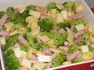 Brócolis ao forno