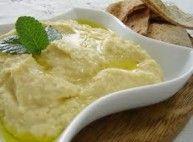Homus (pasta de grão de bico)