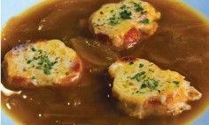 Sopa de Cebola a Francesa
