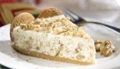 Torta Cremosa de Nozes