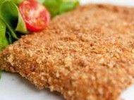 Bife empanado