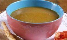 Sopa de Maçã e Castanha