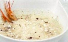 Sopa de camarão