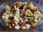 Salada picante de Couve-Flor