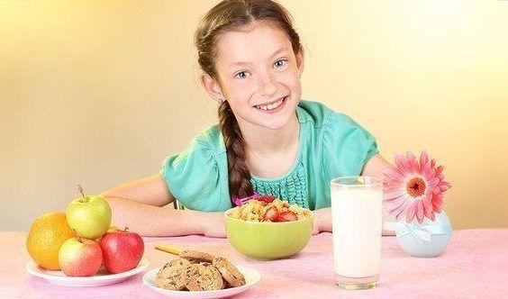 Café da manhã para crianças: saiba sua relevância