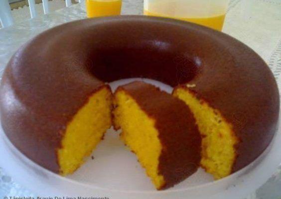 Como verificar crescimento do bolo
