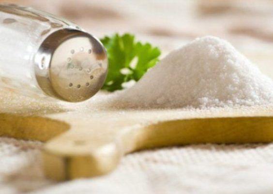 Cuidado com o sal em seus pratos
