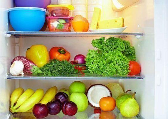 Alimentos que não vão à geladeira