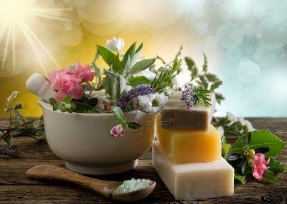 Ingredientes ativos nos alimentos naturais