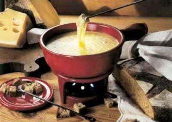 Origens do fondue