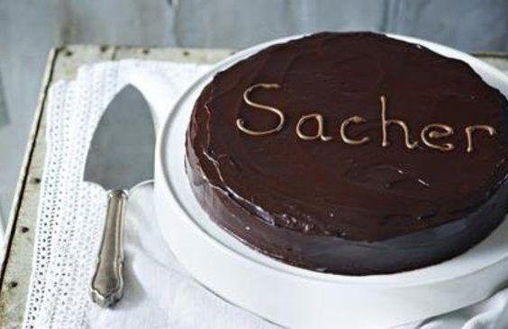 Sachertorte: conheça a torta com mais de 150 anos