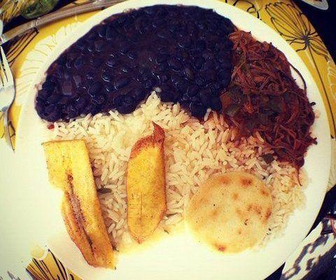 Comidas típicas da Venezuela