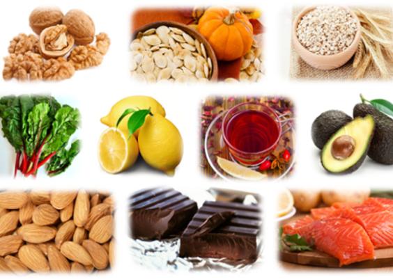Melhores alimentos para ansiedade