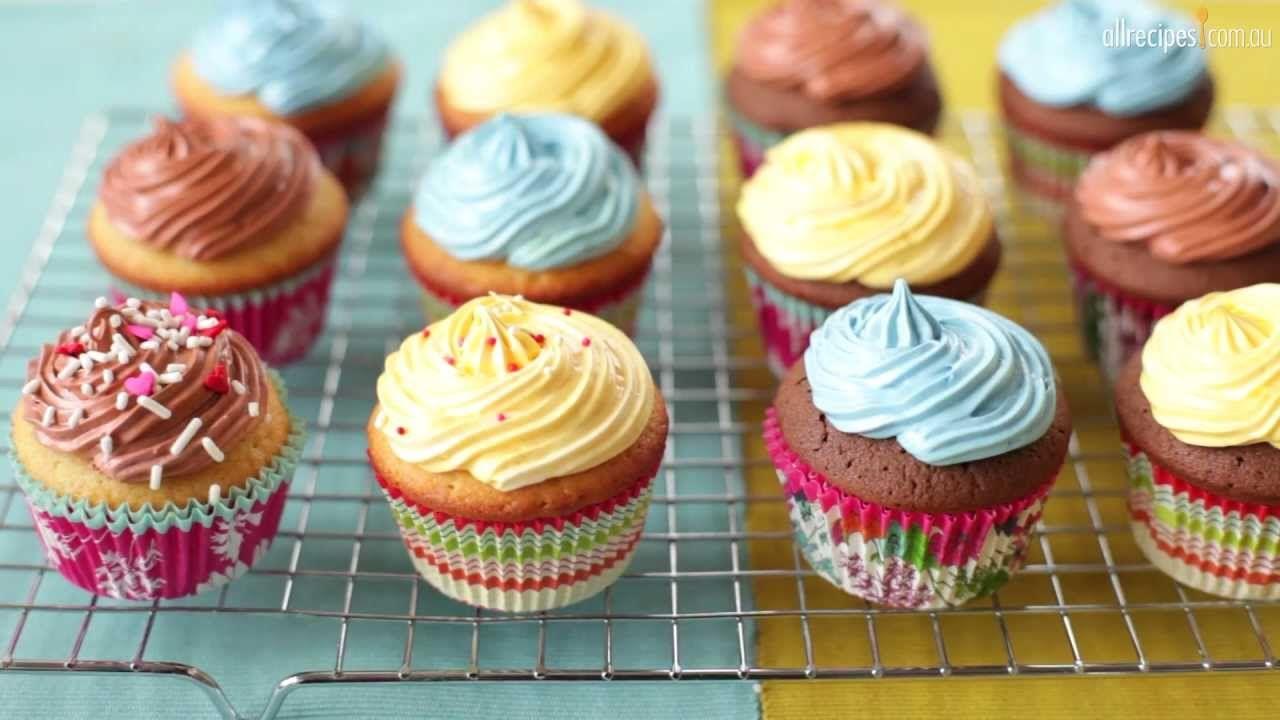 Como fazer muitos cupcakes 1