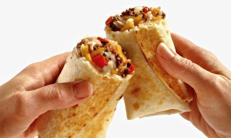 burritos comida