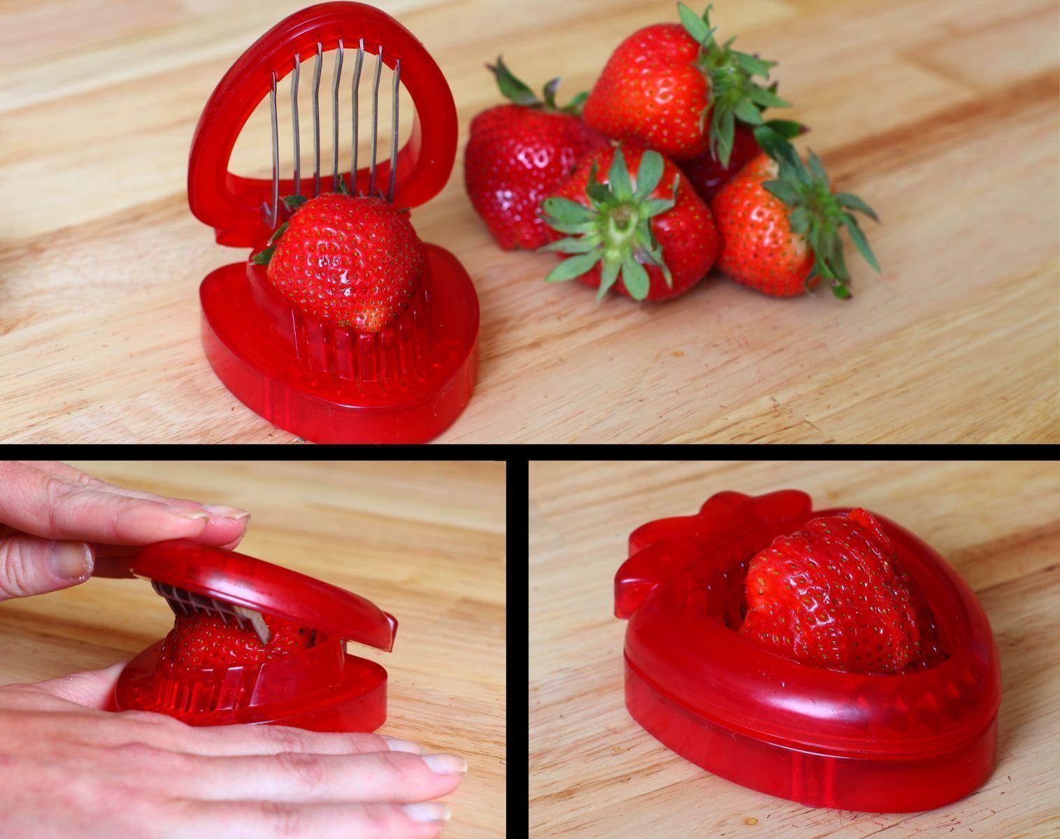 Utens lios criativos para a cozinha como fazer de tudo for Utensilios para servir comida