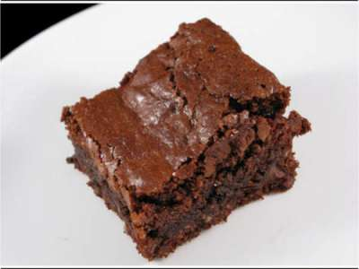 Receita de Brownies mexicanos