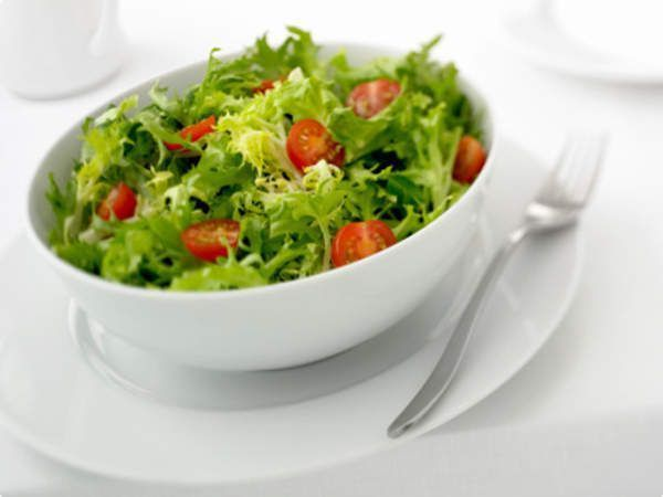 Salada italiana simples