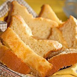 Pão de leite caseiro