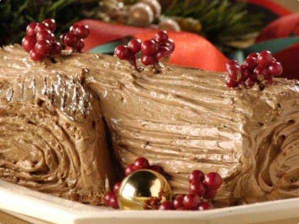 Sobremesa especial de Natal