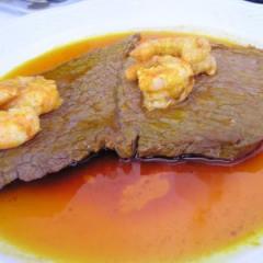 Bife à Crioula