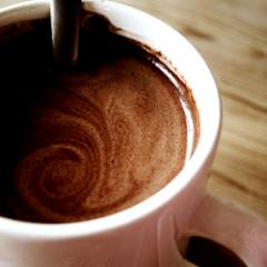 Chocolate Quente Massa