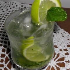 Drink refrescante para verão